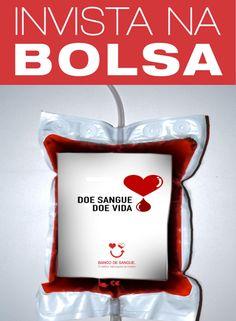 Aprendendo com os Farmacêuticos: Doe vida, doe sangue!
