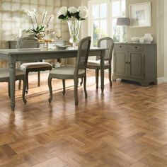 Buy Blond Oak Karndean Art Select Luxury Vinyl Tile Wood Parquet Flooring from our Hard Flooring range at John Lewis & Partners. Karndean Flooring, Vinyl Wood Flooring, Wood Parquet, Luxury Vinyl Flooring, Luxury Vinyl Tile, Wood Vinyl, Parquet Flooring, Timber Flooring, Hardwood Floors
