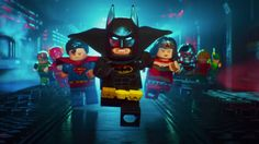 New Trailer for THE LEGO BATMAN MOVIE Pokes Fun at Other Batman Films