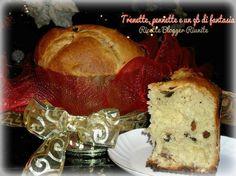 Panettone con Lievito madre #ricettebloggerriunite- Ricette Blogger Riunite