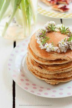 Pancakes (gluten free) & Happy Easter!