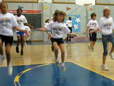 Jump Rope -- School Routine