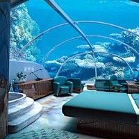 underwater hotel Istanbul