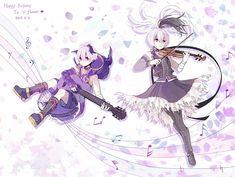 View full-size (1650x1244 1,275 kB.) Vocaloid Len, Pretty Anime Girl, Flower Images, Image Boards, My Children, Kawaii Anime, Anime Art, Character Design, Fandoms