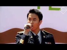 150418 서울지방경찰청홍보단 서초문화예술공원 허영생(Heo Young Saeng)(SS501) - 내 머리가 나빠서 - YouTube