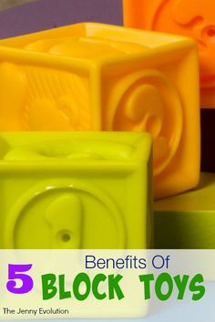 5 Benefits of Block Toys for Toddlers and Babies  (Hint - Loads of Fine Motor)  The Jenny Evolution