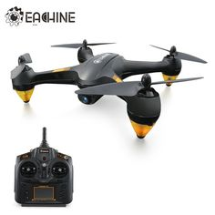 Look at this US $176.99 In Stock Eachine EX1 Brushless Double GPS WIFI FPV With 1080P HD Camera One Key Return Headless Mode RC Drone Quadcopter RTF Toy  #stock #eachine #brushless #double #camera #return #headless #drone #quadcopter