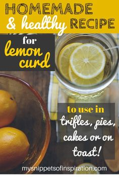 Lemon curd is so tasty on toast and in dessert recipes! Don't spend your precious dollars on it - make it yourself! SUPER EASY!!!!