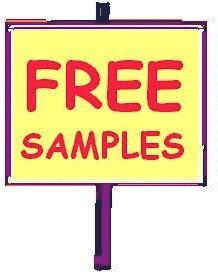 Great Free Product Samples