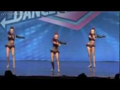 Sophia Lucia - Circus Shows the girls from dance moms aren't as good as you thought