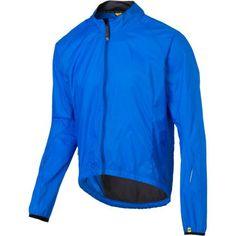 Mavic Espoir Jacket black (Size: S) Windbreaker men Mykonos Blue, Mens Windbreaker, Mavic, Cycling, Track, Kit, Jackets, Shirts, Fashion