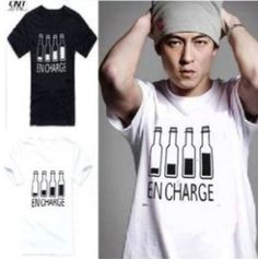 * With high quality and popularity   * Extremely fashion, and eye-catching,   * Soft and comfortable to wear and touch   * Material: Cotton   * Color: white, gray, yellow, blue, red,black   * Size: S, M ,L, XL, 2XL, 3XL   Note: please leave us message with the size you want