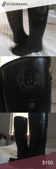 Hunter Rain Boots and Hunter Winter Boot Socks Classic Hunter Rain Boots and Boot Socks Hunter Boots Shoes Winter & Rain Boots