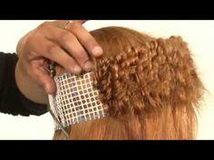 Wella Trend Vision 2013-Allegra - YouTube