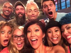 Big Brother 16. The first 8 of Big Brother.