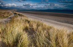 'Solitude' - Newborough Beach, Anglesey  by Kristofer Williams