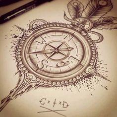 peter pan pirate ship tattoo - Google Search