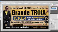 Spiegazione Visiva del Crazymaketing di Giuseppe Polizzi - Genio pubblic...