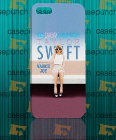 Mz1-taylor Swift The 1989 World Tour For Iphone 6 6 Plus 5 5s Galaxy S5 S5 Mini S4 & Other Smartphone Hard Back Case Cover