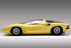 Pininfarina Alfa Romeo 33 Prototipo Speciale 1969 03