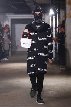 Palm Angels | Menswear - Autumn 2018 | Look 33