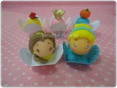 Bendito Açúcar (Iara Bolos): Princesas