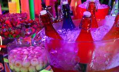 festa rave - decoração - cores - neon - colorido - bbb 13  - big brother brasil  (15)