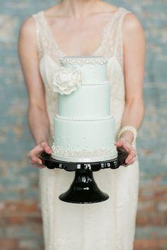 Mint cake: http://www.stylemepretty.com/2014/04/15/pretty-pastel-wedding-details/