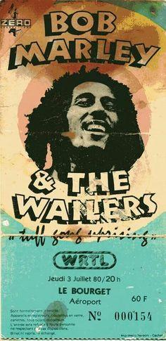 Bob Marley~ Paris