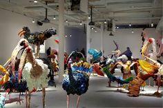 Nathalie Djurberg & Hans Berg Courtesy Lisson Gallery