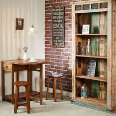 Chairlock stůl s 2 stoličkami