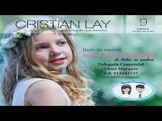 Cristian Lay Catálogo - Campanha 09 - Vídeo de Promoções  02 a 13 de Maio de 2016 http://ift.tt/26xK5v8 Especial Comunhões! Em todos os momentos da sua vida a Cristian Lay está presente! Escolha as suas referências e encomende já! http://ift.tt/1Wqj5Jg