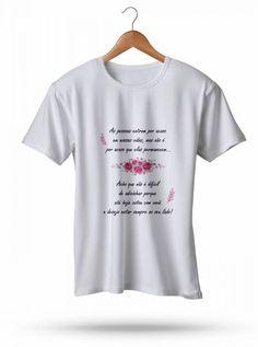 Camisetas Diversos Modelos - Por acaso MO8856