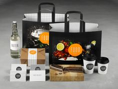 Coor restauran. let's eat #packaging PD