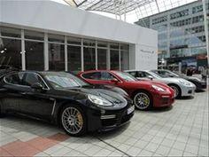 2014 Porsche Panamera: Can you name all 5 powertrains?