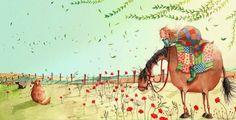 Correio da Júlia Paixão: Dona Quixote I