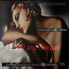 15 Soft and Sensual - Various Artists - Entertainment Group International Inc.