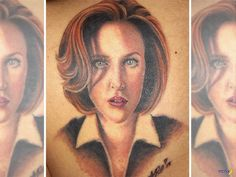26 Best X Files Tattoos Images Alien Tattoo Awesome Tattoos