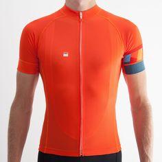 Safety Orange Jersey