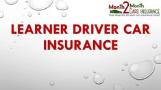 Best Cheap #learnerdriver #carinsurance with Online Quotes