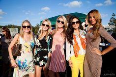 Weekender: Sunday Polo Best Dressed January 6th- Brandy Guthrie, Kaitlynn, Kelly Murray, Polyana Santos and Gracia Maria