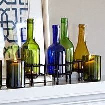 A Bit of Wine: Upcycling Your Wine Bottles