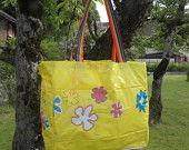 Badetasche BT8 Upcycle, Etsy, Tote Bag, Bags, Fashion, Craft Gifts, Taschen, Purses, Moda