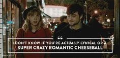 Zoe Kazan, Daniel Radcliffe What If Quote GIF