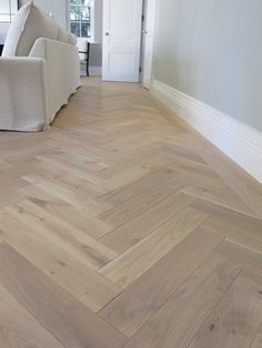 Light oak Wooden Floor.