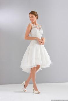 4107c6c5d0 55 vestidos de novia sencillos  un lienzo en blanco para tu boda