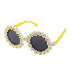 Novelty Round Glasses Fancy Dress Costume Party Sunglasse...