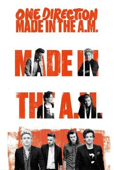 One Direction-Made In The A.M.