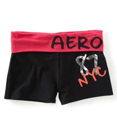 Aero 87 NYC Yoga Shorts