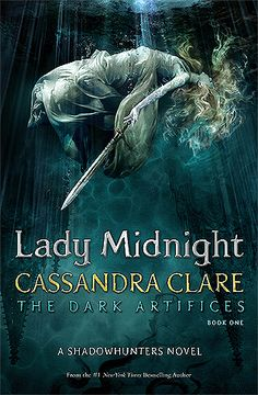 20 of the best young adult books to read from 2016, including Lady Midnight by Cassandra Clare.